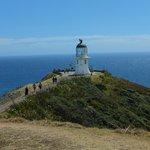 Cape Reinga Lighthouse tip of New Zealand