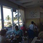 salón de desayuno Sol Ipanema