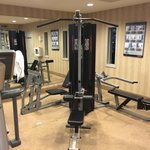 Fitness center Life Fitness machine