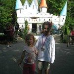Cinderella's castle, we went quite a few times