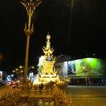 Золотые Часы Чалермчая в центре города, недалеко от отеля