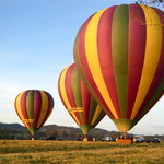Hawkesbury Balloons ready for take off