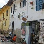 lojinhas em San Blás