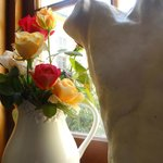 Yass bed and breakfast accommodation Autumn roses