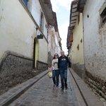 ruas de San Blás