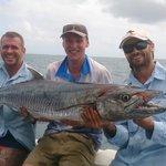 my big Spanish mackerel thanks to cass and dan