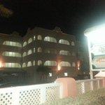 Sunbay Hotel at Night