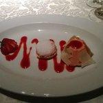 Mousse de frutas vermelhas - Boa
