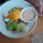 Meatless Salad