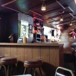 Inside Matt's Bar
