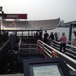 Shuttle dock