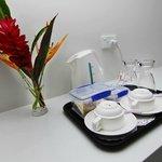 Tea & Coffee amenities in every room