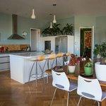 Kitchen at Hawk Ridge