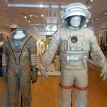 Spacesuits from Gravity