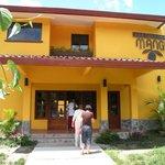 Mango's Restaurant in Boquete, Panama