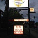 Foto de Pioneer Villa Motel