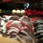 Nice selection of fish