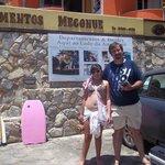 Frente de Residencial Mecohue