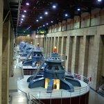 Nevada generator room