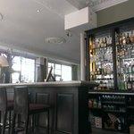 Bar Area During Breakfast