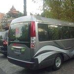 Our Coach -  Minibus - Isuzu ELF and Suzuki APV
