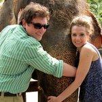 Elephant huggers