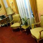 Hotel common room furnishing