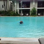 Swimout apartment
