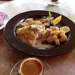 Завтрак: омлет а-ля Борнео