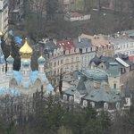 вид на православный собор
