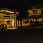 A  nightview of the Hotel Iora, The Retreat at Kaziranga ...