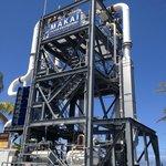 Ocean Thermal Energy Conversion Tower
