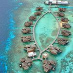 Ocean Pearls Aerial View
