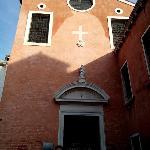 Photo of San Giacomo dall'Orio taken with TripAdvisor City Guides