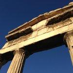 A piece of the Acropolis