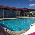 Our wonderful pool