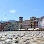 Piazza Grande - Locarno (© MaggiorepiX)