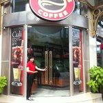 Dana Pearl hotel- Highland cafe