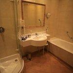 Nice and spacious bathroom