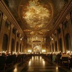 Painted hall (from their website)