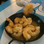 Tragatapas - best shrimps