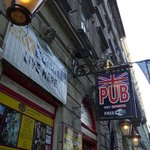 John Bull Sport Pub in Budapest