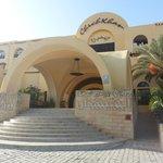 Chick chan hotel, hammet, Tunisia
