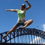 Signature Jump, Sydney Harbour Bridge