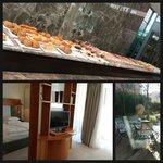 Colazione, suite e giardinetto!
