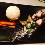Canolli dessert