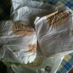 Tramezzini per pranzo