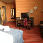 Room facing the door