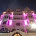Chambres silencieuses et hotel magnifique