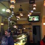 Penso sia il meglio Kebab mangiato a Firenze e dintorni! locale pulito e accogliente, stile turc